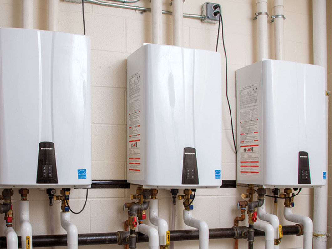 Keep Your Water Warm With a Water Heater Installation